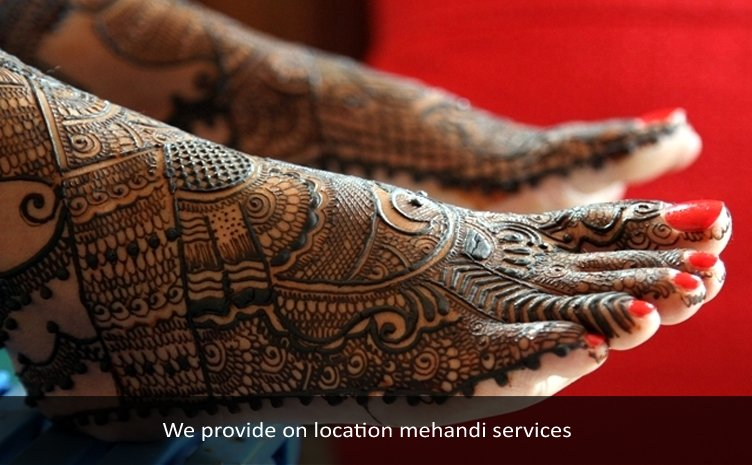 Bridal Mehandi Price